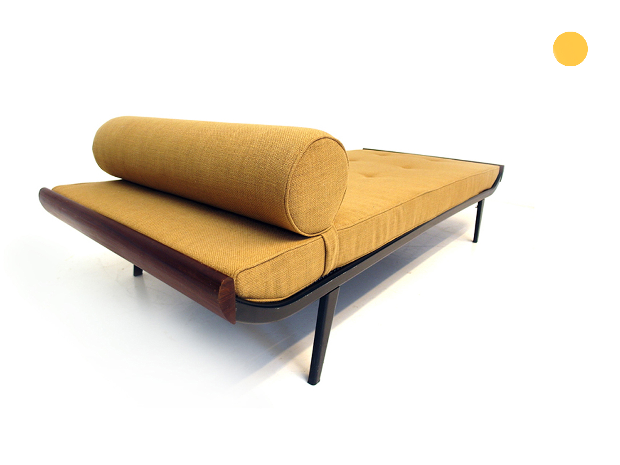 Andre Cordemeyer Cleopatra Daybed The Netherlands 1954 Visavu Design